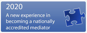 A new experience in beoming a nationally accredited mediator