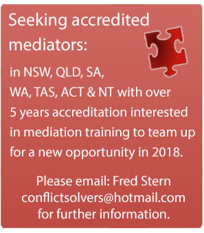 Seeking Mediators